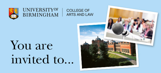 University of Birmingham: College of Arts and Law